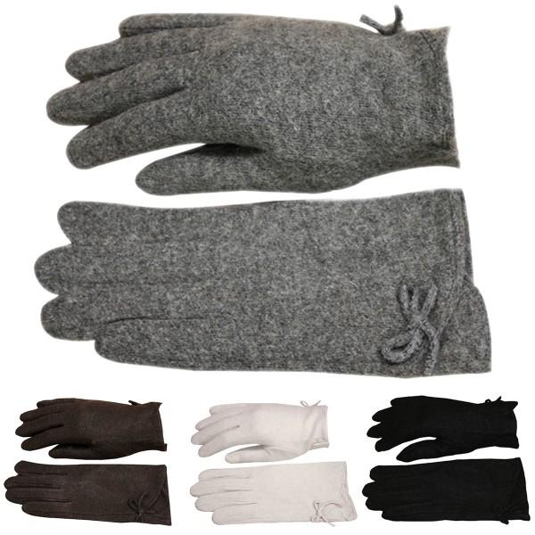 Assortment: 20 pieces Ladies Gloves Loop Slim Wool Winter