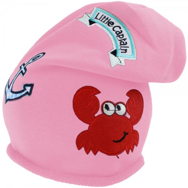 """Beanie Baby """"Crab"""" Captain Anchor Maritime Patches"""