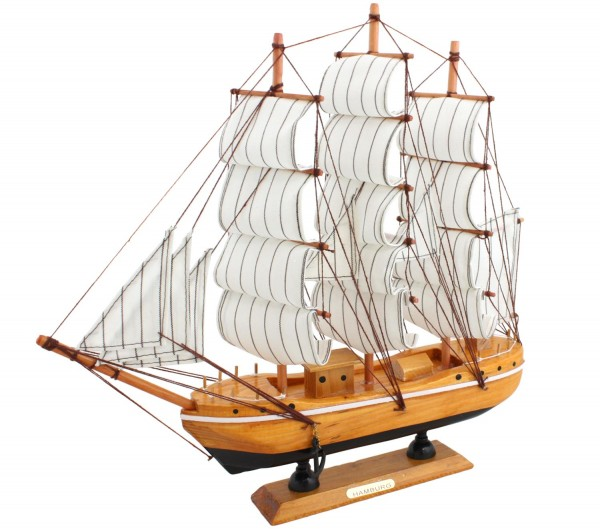 "Sailing Ship ""S"" Model Decoration"