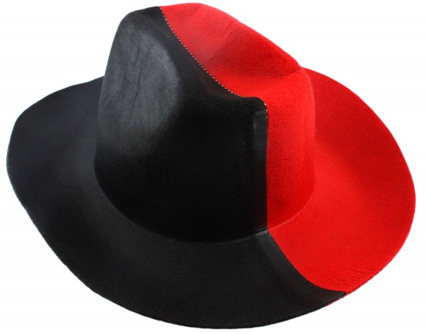 Fan Cowboy Hat Countries Worldcup Football Soccer Party