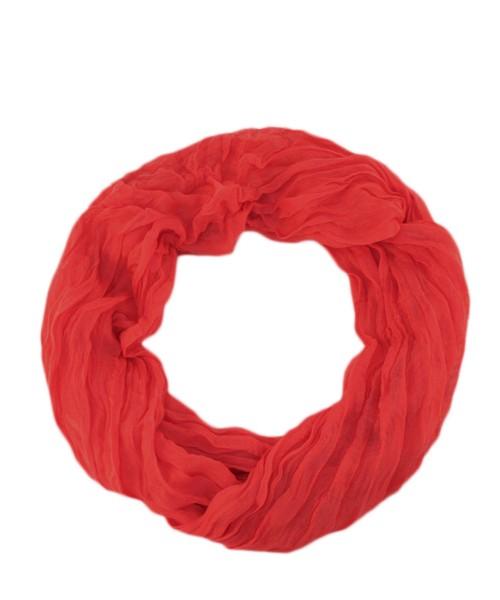 "Schal Loop ""Uni Knitter"" Rundschal Sommer"