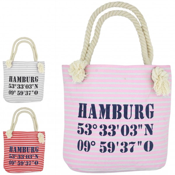 "Sale: 20 XS Shopper ""Hamburg"" Shopping Bag"