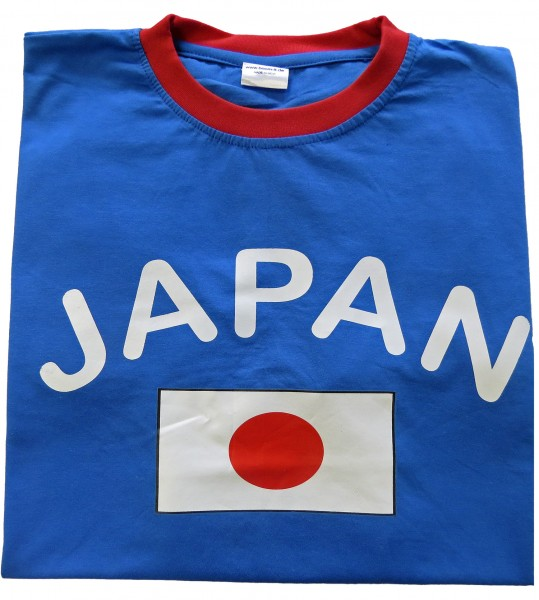 "Fan-Shirt ""Japan"" Unisex Football Worldcup T-Shirt Men"