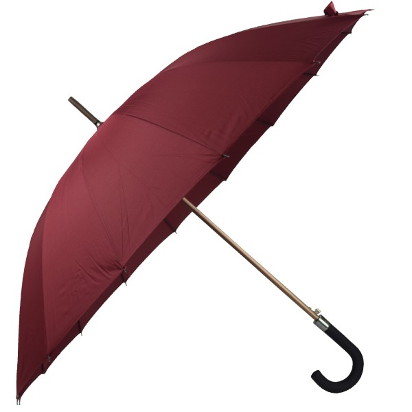 "Walking-stick umbrella ""16 Needles"" Rain Protection"
