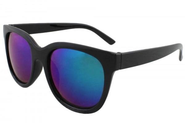 Sun Glasses Agent Mirrored Fun Eyewear