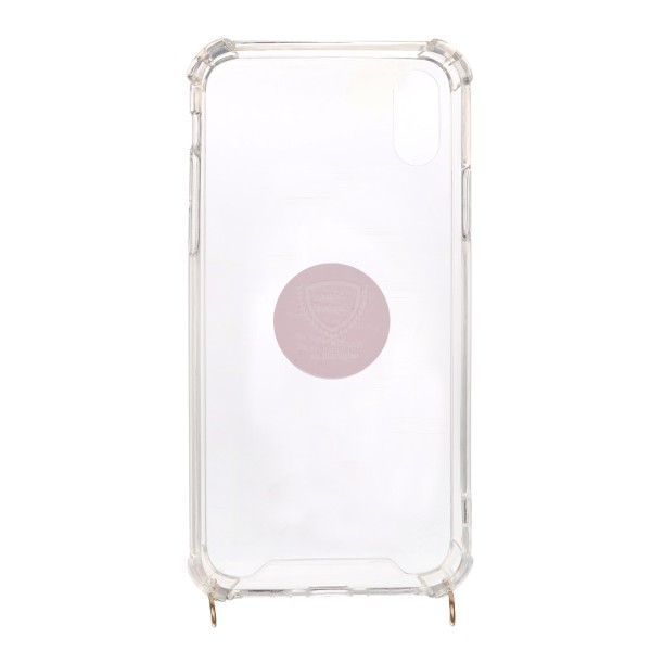 "Mobile Phone Case with Eyelets ""Suitable for Samsung Models"" for Phone chains"