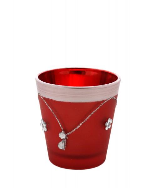 """2 Pieces Tea Candle """"Tropfen"""" Decoration Present"""